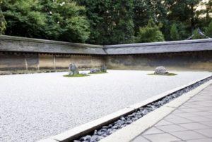 Ryouannji(Kyoto,Japan)