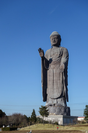The Daibutsu of Ushiku