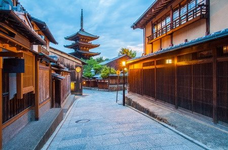 Kyoto Gion, the city of Tradition and History