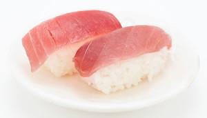 江戸前寿司のネタ マグロ文中