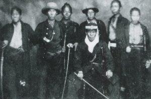 長州 奇兵隊