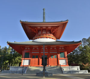 金剛峯寺 根本大塔(和歌山県)