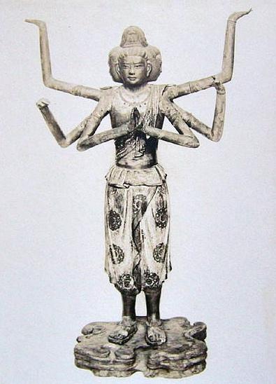 興福寺の阿修羅像