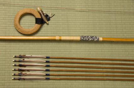 日本の弓矢(和弓)のコト