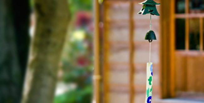日本の伝統工芸品!『風鈴』のある風景