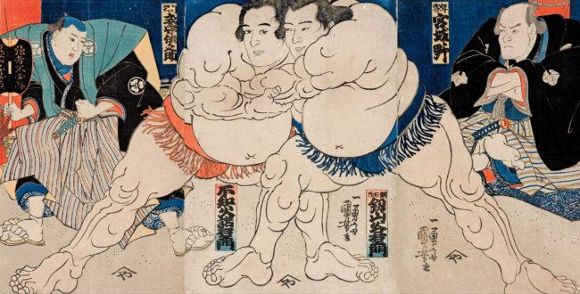 日本最古の国技!?『相撲』の歴史を知ろう
